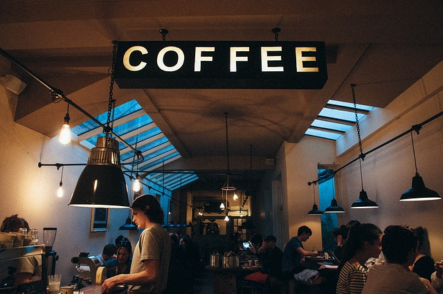 Coffivity creates the ambient sounds of coffee shops for a distraction free work period
