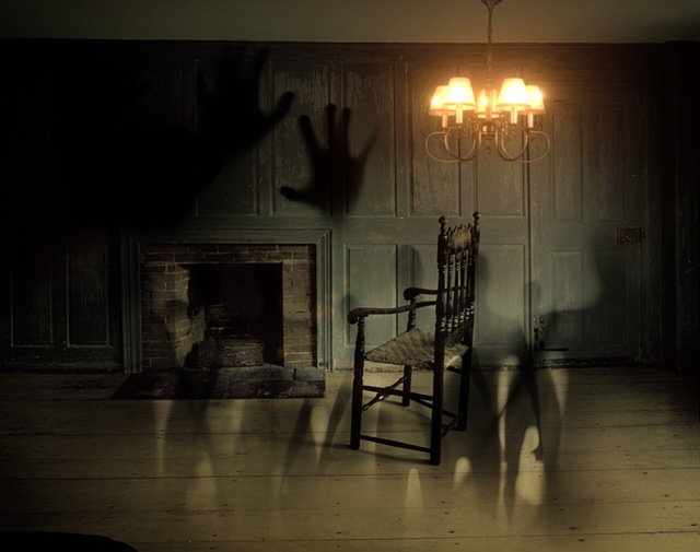 halloween ghost story there's nobody there